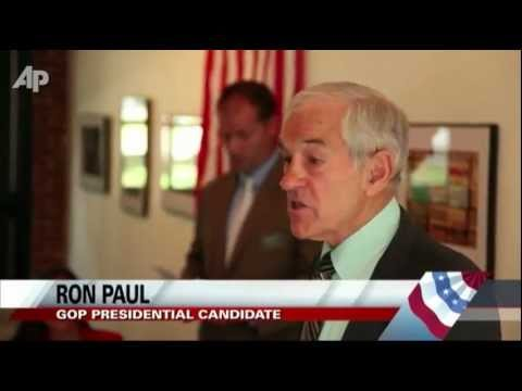 ron paul essays The comments are appended to each relevant essay  on february 07 2012, i  challenged the ron paul website by email to give the source of.