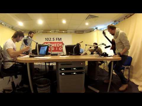 3,5 человека - Comedy radio (эфир)