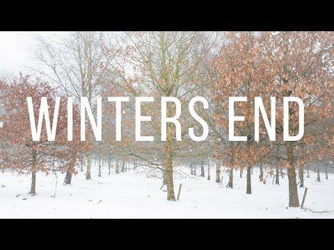 Landscape Photography - Winters End