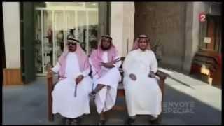Envoyé spécial Qatar, la Face Cachée
