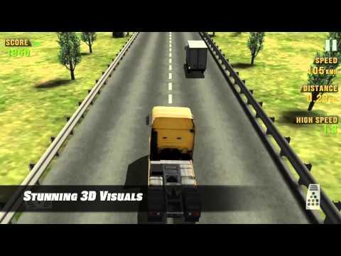 Traffic Racer Official Trailer - 2