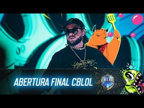 CBLoL 2018: Show de Abertura | Grande Final - 2ª Etapa
