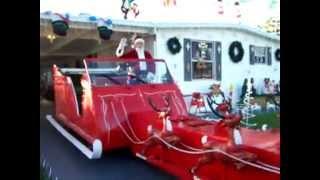 Real Live Santa Sighting