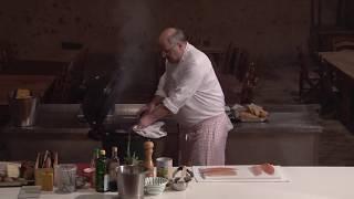 Vorspeise: Wie das Fischfilet auf dem Grill schön saftig bleibt