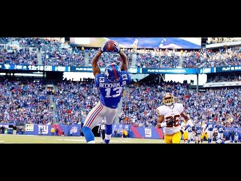 ODELL BECKHAM JR. HIGHLIGHTS    OBJ ᴴᴰ    New York Giants