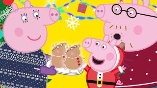 Peppa Pig Full Episodes 🎄 Peppa Pig Christmas Special Episodes | Kids Videos