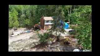 354 Breakneck Rd from roof update  7 23 15