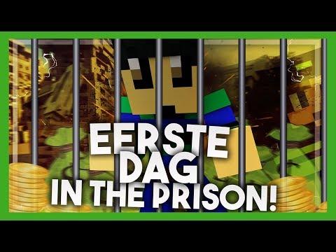 EERSTE DAG IN PRISON!! - Minetopia - #512 | Minecraft Reallife Server