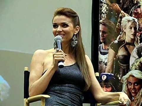 Hudson Leick Xena Convention 2011 Part 2