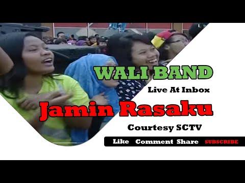 WALI BAND [Jamin Rasaku] Live At Inbox (29-09-2014) Courtesy SCTV