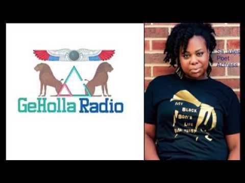 Holla GE Radio Interview W/ Sa Jules Augusta 2016