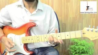 Aankhon ke sagar guitar lesson (www.tamsguitar.com)