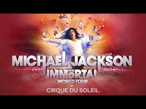Michael Jackson Immortal World Tour by Cirque Du Soleil