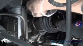 Axle Replacement 2002-2006 Nissan Altima