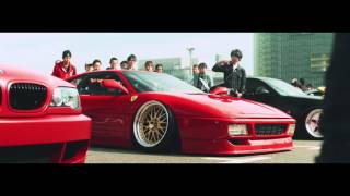 STANCENATION Japan G Edition 2016 TOKYO offcial PV