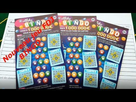 bingo a gratter