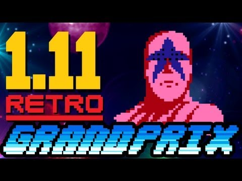 Retro Grand Prix Championship: Pro Wrestling (NES)