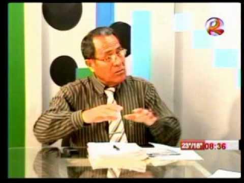 UNIVERSIDAD SAN PEDRO - Entrevista a docente USP. Linea 41. Canal 41
