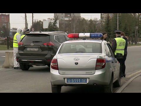 Нижний Новгород после гуляний рискует взрывообразно пополнить статистику заболевших COVID-19.