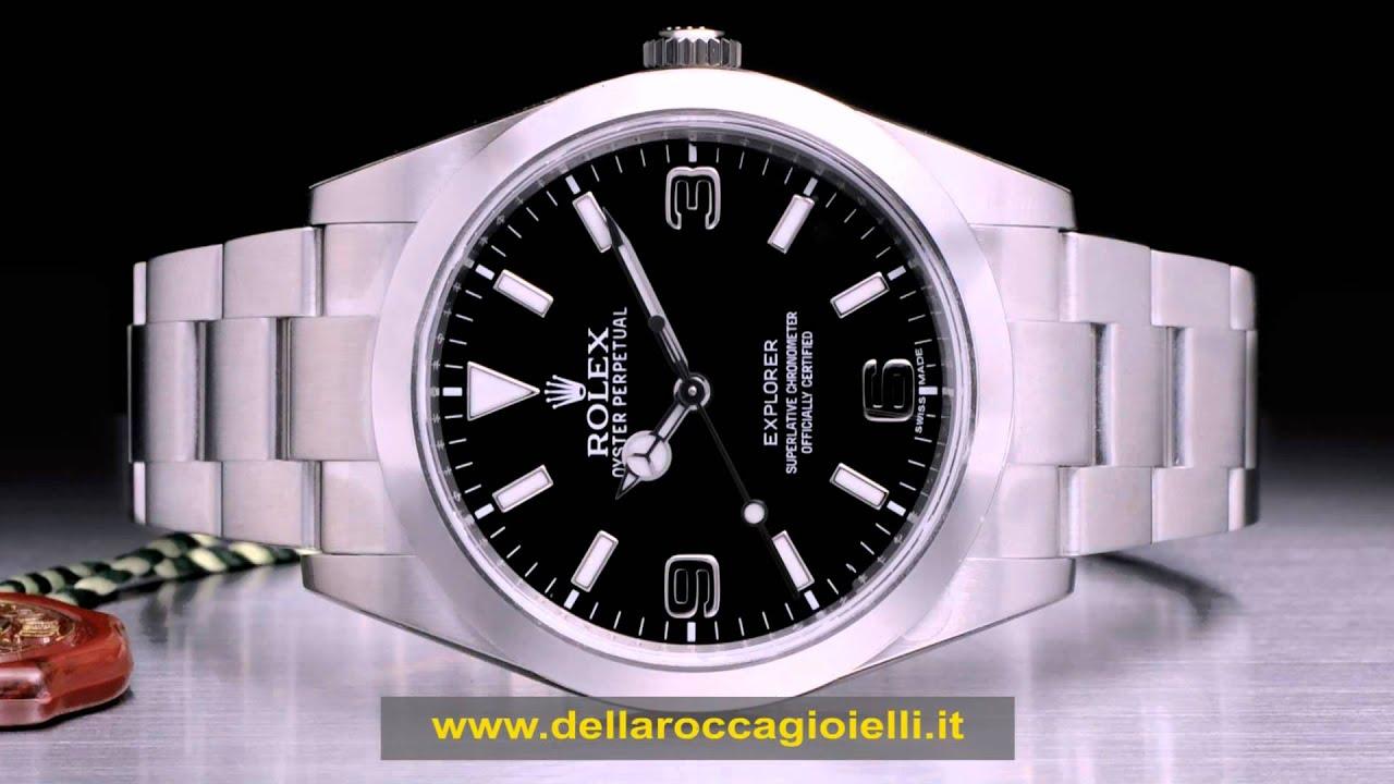 Rolex Oyster Perpetual Prezzo Usato