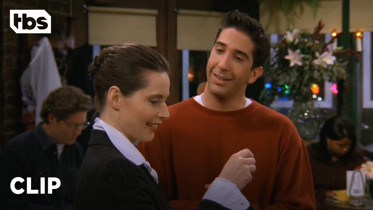 Download Friends: Ross Meets Isabella Rossellini (Season 3 Clip) | TBS
