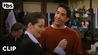 Friends: Ross Meets Isabella Rossellini (Season 3 Clip)   TBS