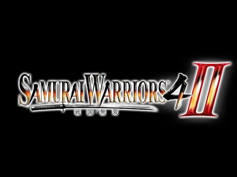 Samurai Warriors 4-II (PS4/PS3/Vita) Announcement Trailer