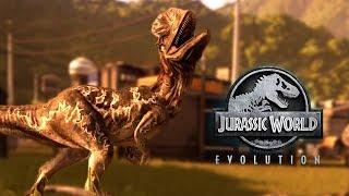 JURASSIC WORLD EVOLUTION #5 : Nouvelle île, nouveau parc