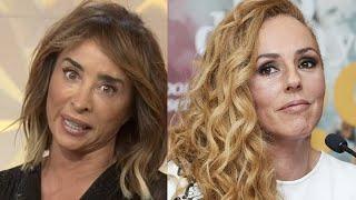 El ridículo final de María Patiño por Rocío Carrasco y Fidel Albiac contra Rocío Flores