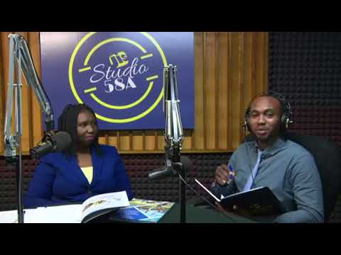 JIS Studio 58A - The National Poverty Reduction Programme, Ms. Shelly Ann Edwards, PIOJ
