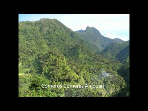 nature in comoros