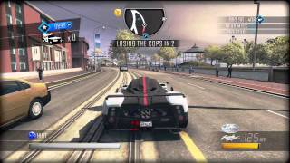 Pagani Zonda Cinque (2009) Review Test Drive On Driver San Francisco 2011