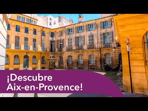 ¡Descubre Aix-en-Provence!