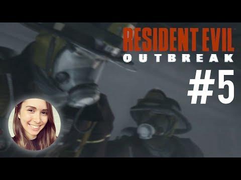 [ Resident Evil Outbreak: File #1 ] Hellfire - Part 5