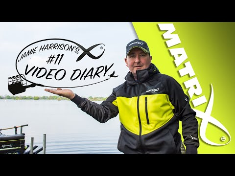 *** Coarse & Match Fishing TV *** Jamie Harrison's Video Diary #11