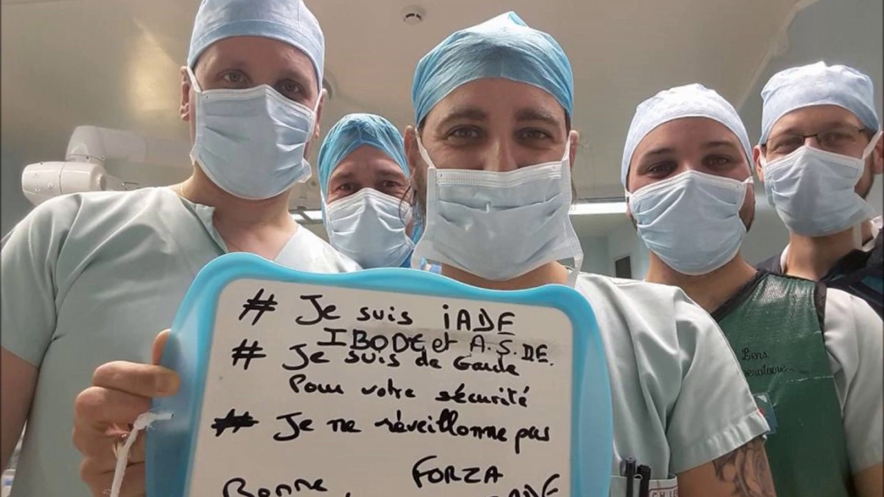 infirmiers anesthesistes Des infirmiers anesthesistes h/f (iade) cdi 14-03-2018 nc ch chartres eure-et-loir (centre) des infirmiers anesthesistes h/f iade h.