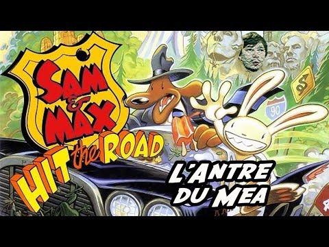 L'antre du Mea : Sam & Max (1993)