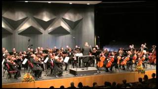 Haifa Symphony Orchestra Tchaykovsky Symphony No.4 Mov-1(1-2) Conductor Zhong Xu