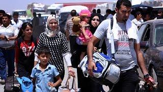 ستديو الآن 17-10-2016  تحذيرات من نزوح أكثر من مليون مدني في الموصل