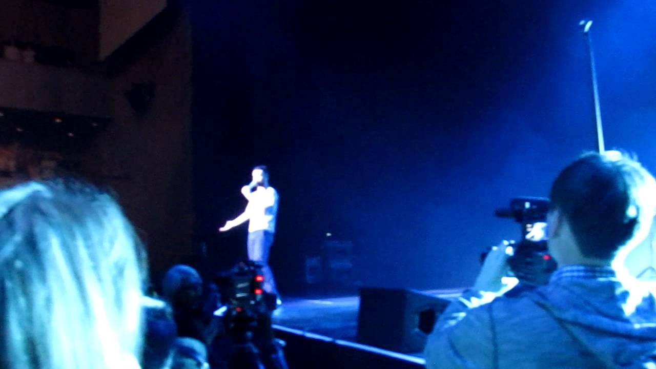 Maroon 5 - She Will Be Loved - Atlantic City, NJ 5/18/2012