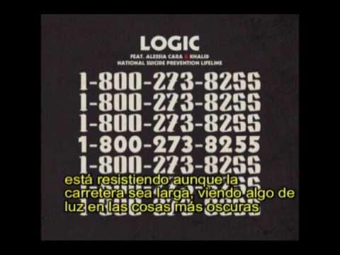 Logic 1-800 subtitulada español (Alessia Cara,Khalid)
