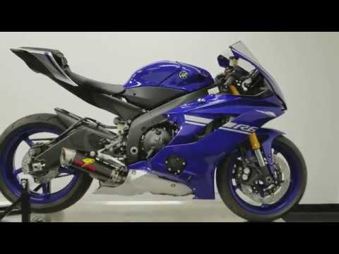 Install Video Graves Motorsports 2017 Yamaha R6 Cat Back Slip On Exhaust