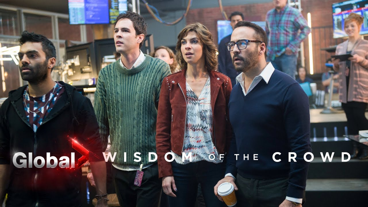 Wisdom of the Crowd S01E07 – Trade Secrets, serial online subtitrat în Română