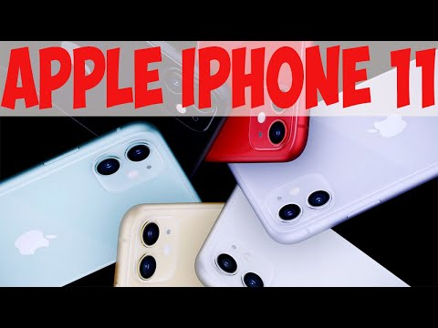 Обзор смартфона Apple IPhone 11