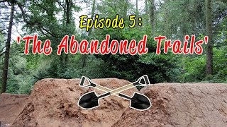 THE ABANDONED BMX TRAILS!