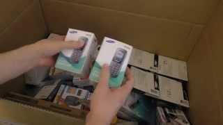 Большая распаковка №11 (Бюджетные телефоны)