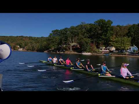 Charlotte Barker - Sporting Elite USA - Rowing - Fall 2018