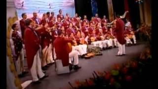 La orquesta Cádiz - Himno oficioso del Cádiz C.F ( final )