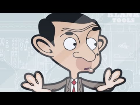 Curious Bean | Funny Episodes | Mr Bean Cartoon World
