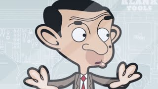 Curious Bean   Funny Episodes   Mr Bean Cartoon World